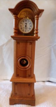 Bodo - Henning - Stand - Uhr - Sammlerstück -