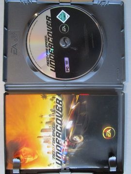 PC Gaming Sonstiges - need for Speed Undercover PC