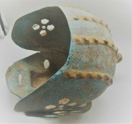 Antik Militär Helm Armee Maske: Kleinanzeigen aus Ludwigsburg Mitte - Rubrik Kunst, Gemälde, Plastik