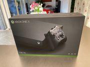 Xbox one X inkl 4
