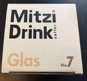 Mitzi Drink Glas No 7