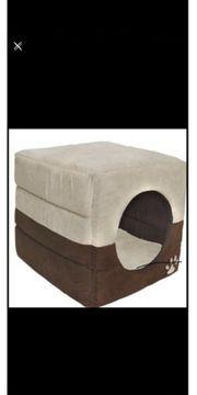 Katzenhöhle Katzenbett