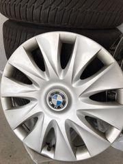 Winterreifen mit Felgen für BMW