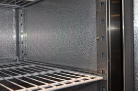 Gastronomie, Ladeneinrichtung - Gewerbekühlschrank - Maße B 1340 x