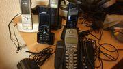 Div DECT-Telefone