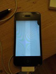 Iphone 4 Bildschirm defekt an