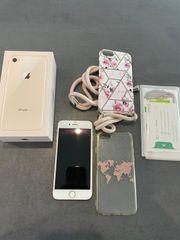 iPhone 8 Rosegold 64 gb