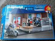 playmobil Polizei 5299 mit Zubehör