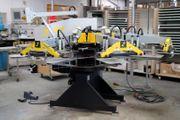 Hebbecker Siebdruckkarussell VERSATRONIC S-line -EE-6-8