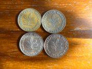 2 Pfennig 1963 - kompletter Satz