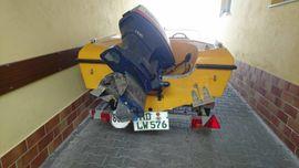 Motorboote - Vega MotorbootSportboot Gleiter mit Trailer