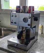 italienische Espresso Maschine