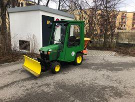 Bild 4 - John Deere 415 Traktor - München Allach-Untermenzing