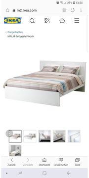Ikea Malm Bettgestell