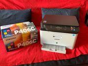 Laserdrucker Samsung XPress C460W