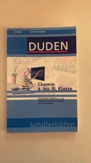 Chemie Duden klasse 8-10 Schule