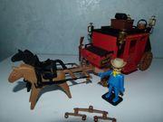 Playmobil 3245 Westernkutsche von 1977