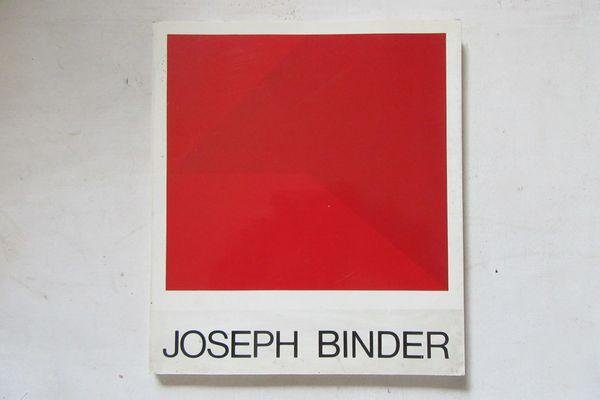 Joseph Binder Collection Buch Design