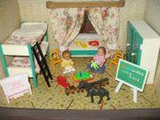 Crailsheimer Kinderzimmermöbel für Puppenstube-Puppenhaus-Puppenmöbel