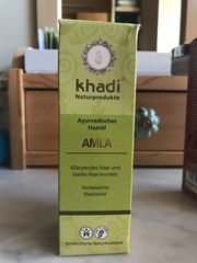 Pflanzenhaarfarbe Khadi