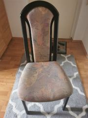 4x Moderne Stühle