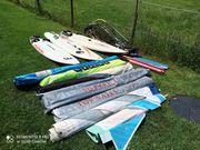 Surf-Ausrüstung komplett