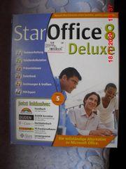 StarOffice 8 Deluxe