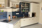 Komplette Küche in gutem Zustand
