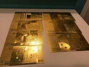 Goldbarren Münzen
