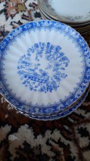 selmann weiden China blau porzellan