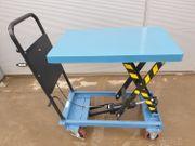 Fetra 6832 hydraulischer Scherenhubtisch Hubtisch