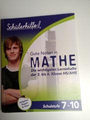 Schülerhilfe Mathe Schulstufe 7-10