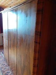 Holzschrank Kleiderschrank
