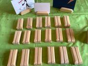 Tischkartenhalter aus Holz