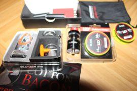 Elektronik - E-Zigarette Wickelset
