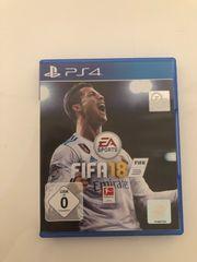 PS4 Spiel Fifa18