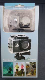 Action Cam Full HD mit