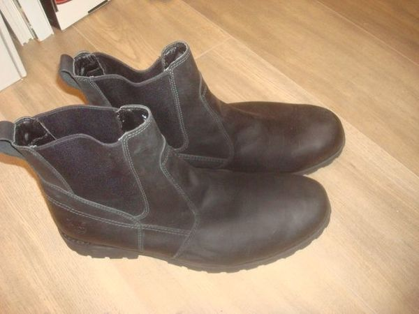 Timberland Earthkeepers Boots Stiefel schwarz Gr.13 = 47,5
