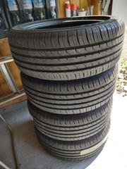 4 Reifen 250 50ZR17 93W