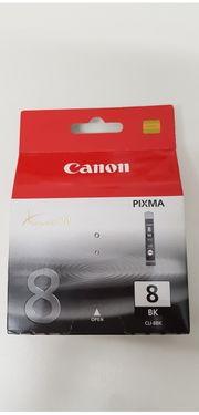 Canon CLI-8 BK Foto schwarz