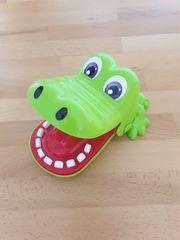 Kinder Spiel Krokodil