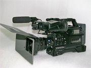 Profi Video-Schultercamcorder