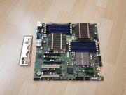 Supermicro X8DT3-F Mainboard - 2x Intel