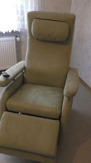 Sessel elektrisch verstellbar