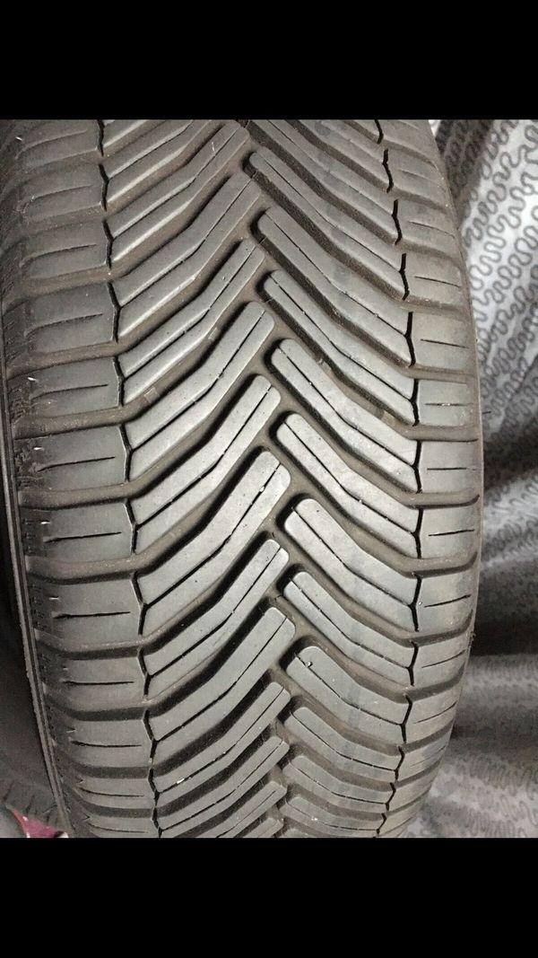 Michelin Allwetterreifen 7mm 195 65r15