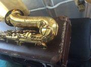 Martin Reynolds The Official-Music-Man Altsaxophon
