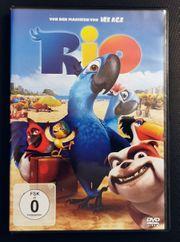 Rio DVD Blue Sky von