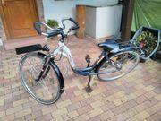 Fahrrad Cruiser Allrounder