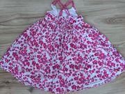 Kleid Sommerkleid Trägerkleid Casual 98