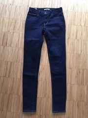 Neue Damen Levis Jeans Größe